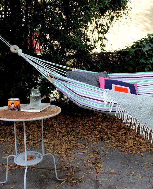 Simple Summer Hammock
