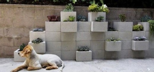 Ways to Use Cinder Blocks 2