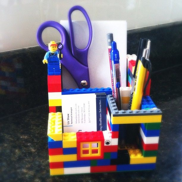 30 awesome diy project ideas and tutorials to keep your for Diy desk organizer ideas