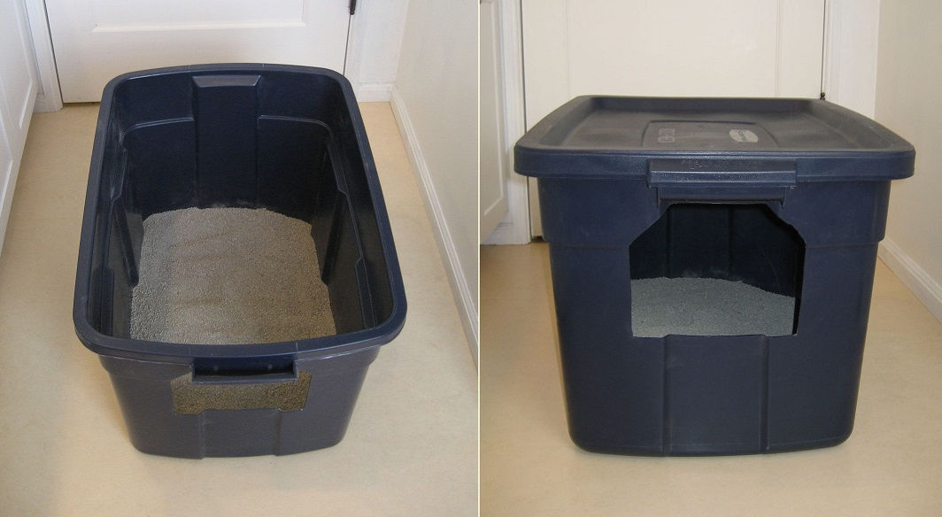 30 Ingenious Diy Project Solutions To Hide Your Pet S Litter Box