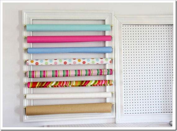 Storage solutions for small spaces pinterest crafts - Craft area for small spaces property ...