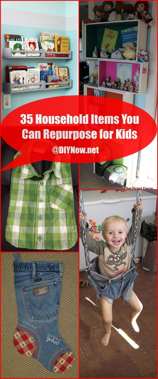 35 Household Items You Can Repurpose for Kids