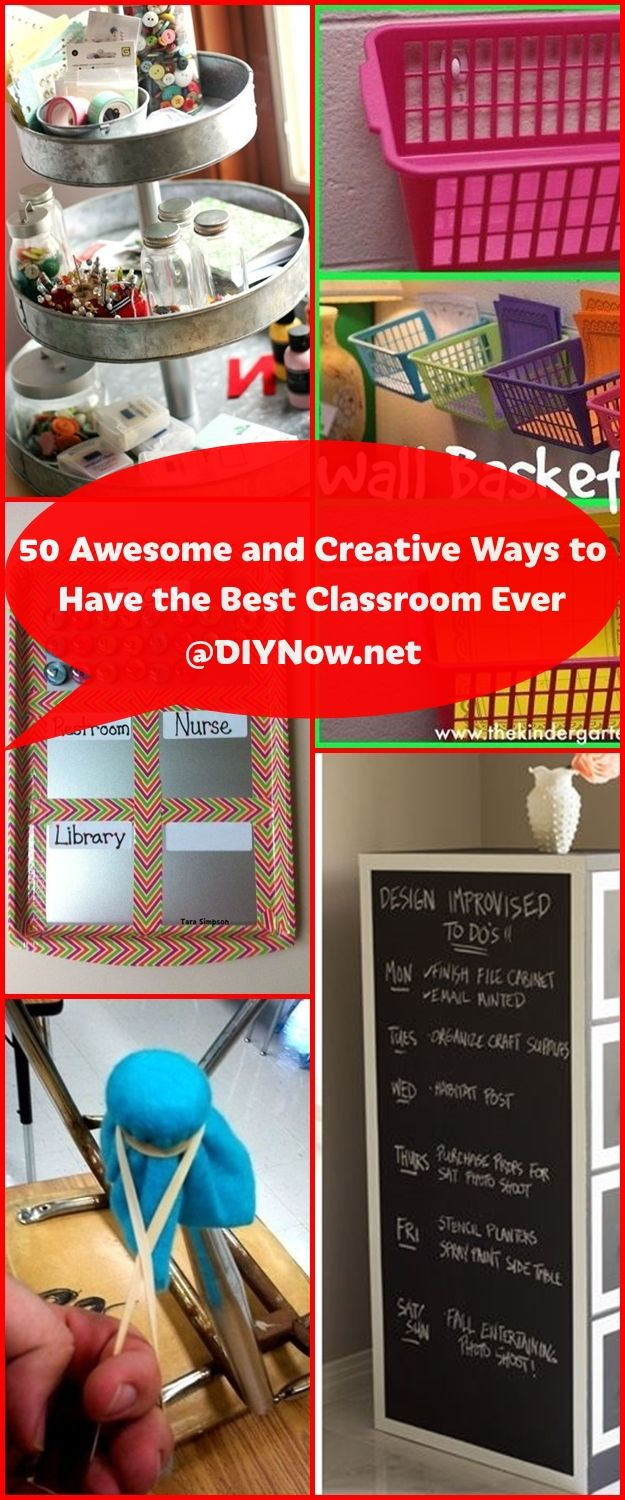 50 Awesome and Creative Ways to Have the Best Classroom Ever