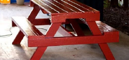 diy furniture made from wooden pallets 25