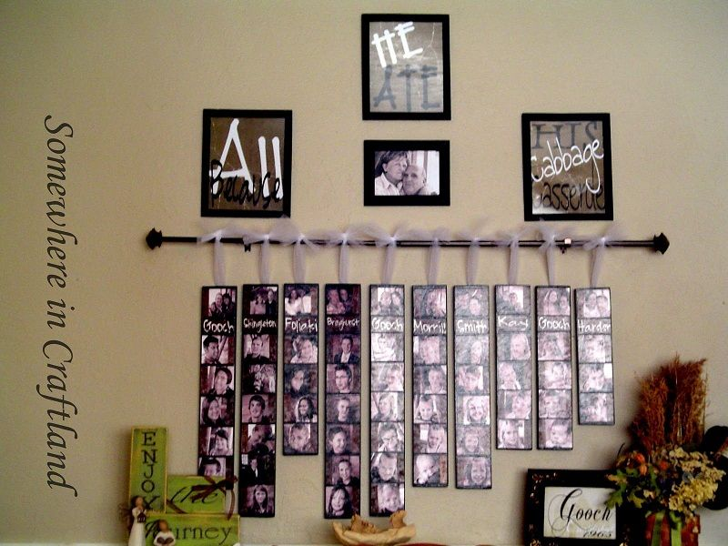 35 Family Tree Wall Art Ideas Page 14 Diynow Net