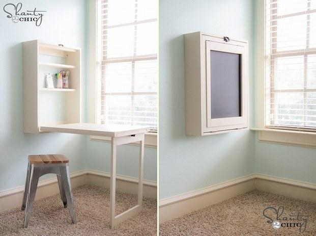 35 Insanely Genius Ideas To Create Space For Your Room