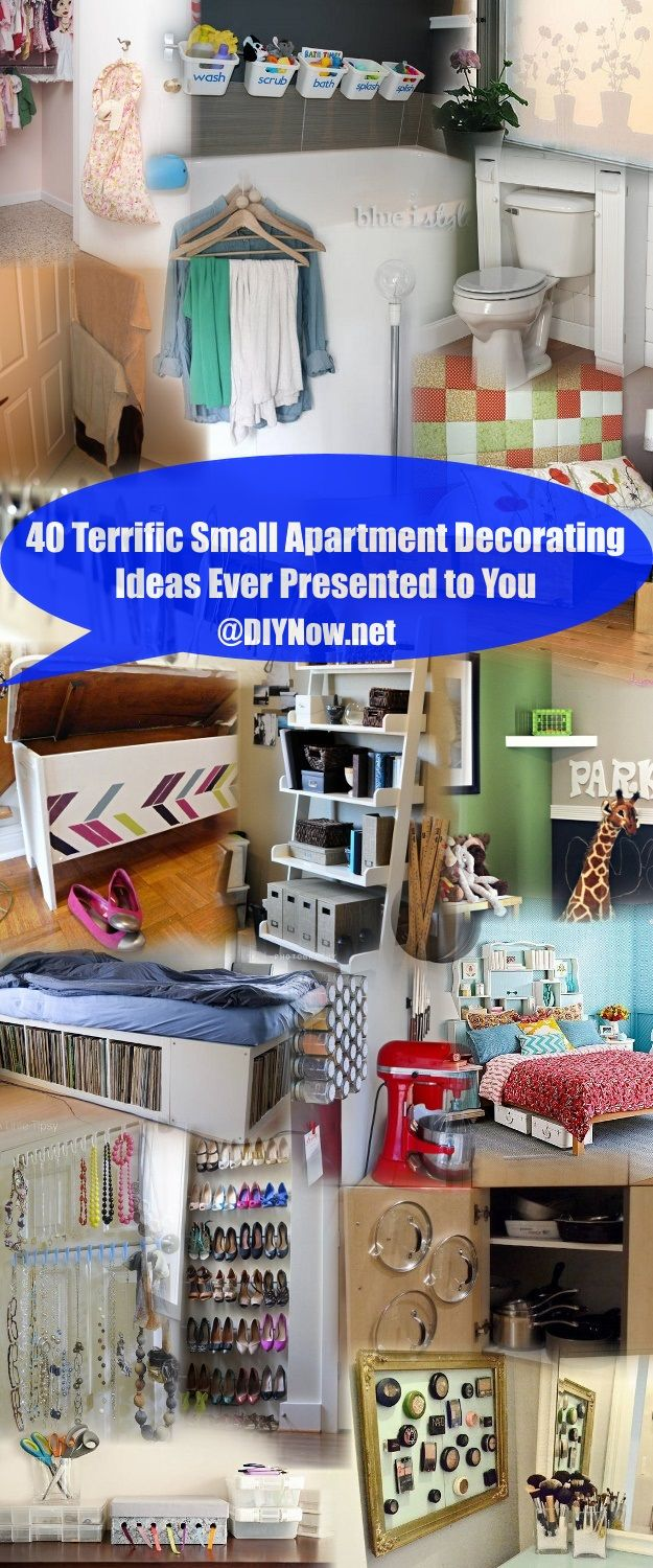 40 Terrific Small Apartment Decorating Ideas Ever Presented to You
