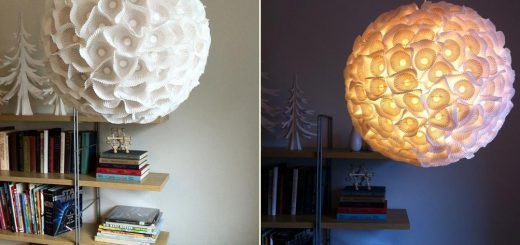 Awesome 35 Ingenious DIY Project Ideas To Light Your Home