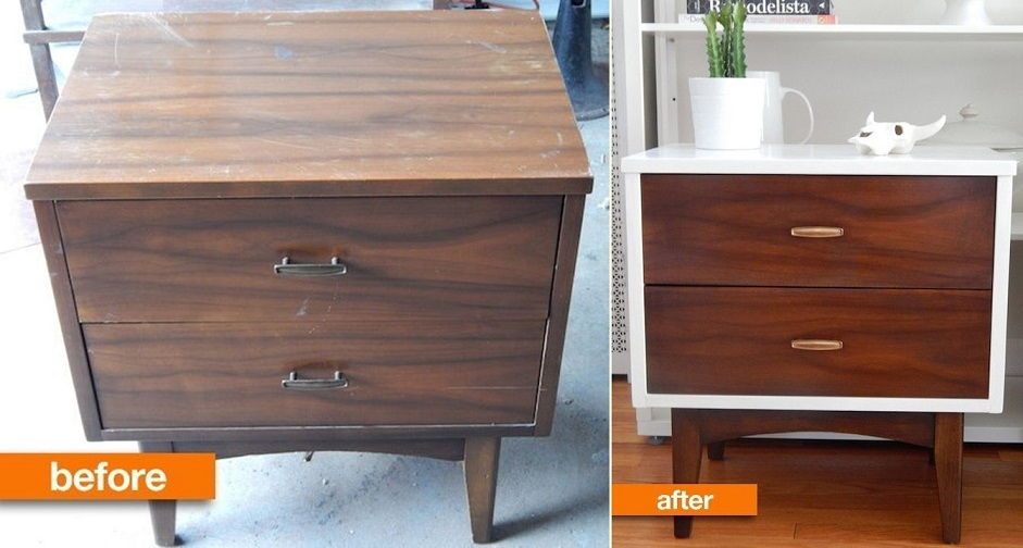 35 easy furniture makeover ideas for your grown up for Furniture 35