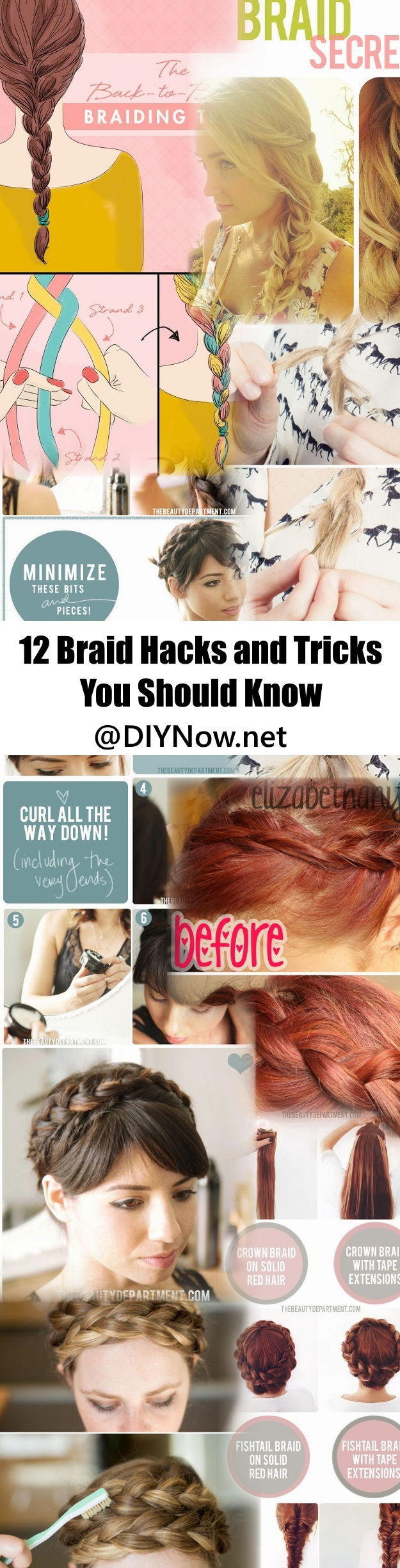 12 Braid Hacks and Tricks You Should Know