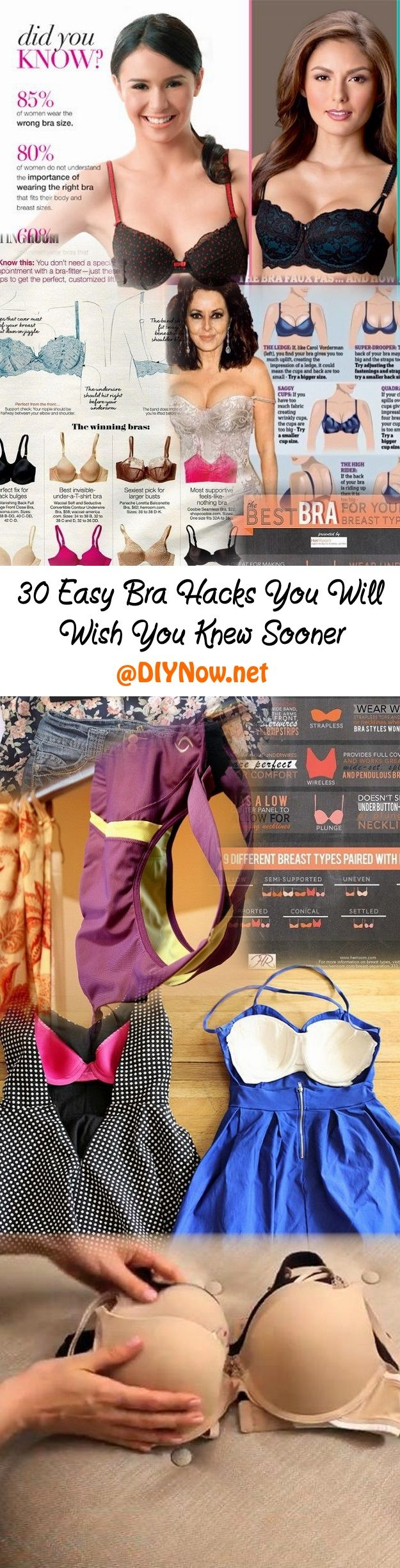 30 Easy Bra Hacks You Will Wish You Knew Sooner