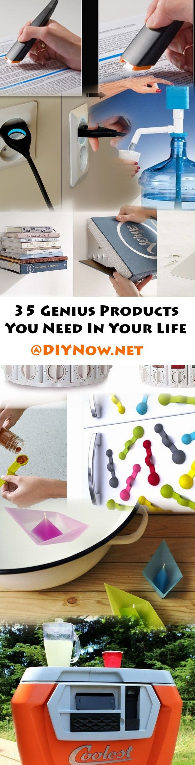 35 Genius Products You Need In Your Life
